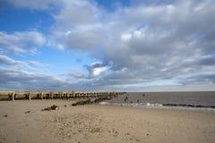 Walberswick Beach, Suffolk, England Stock Photo