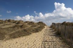 Walberswick Beach, Suffolk, England Royalty Free Stock Photo