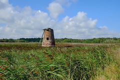 Walberswick Drainage Mill, Suffolk Royalty Free Stock Image