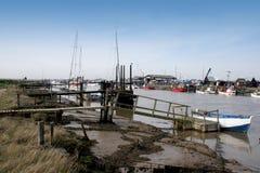 Walberswick no Suffolk imagens de stock