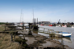 Walberswick in Suffolk Immagini Stock