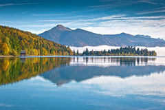 Walchensee Stock Images