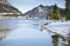 Walchensee Stock Image