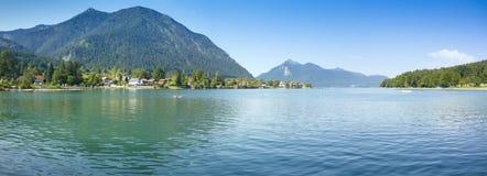 Walchensee obrazy royalty free