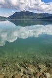 Walchensee zdjęcie stock
