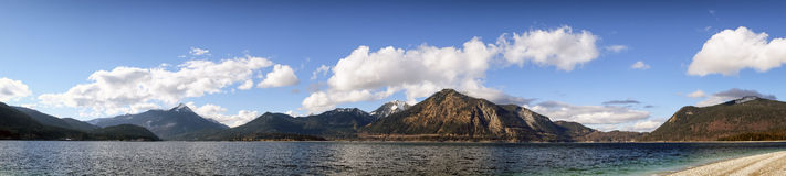 Walchensee Royalty Free Stock Photography