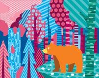 Waldbär Stockbilder