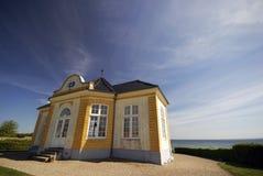 waldemars de thé de pavillon de château Photo stock