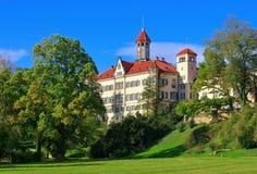 Waldenburg palace Royalty Free Stock Image