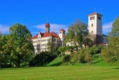 Waldenburg slott Royaltyfri Fotografi
