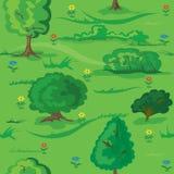 Waldhintergrund Stockbild