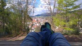 Waldkirch imagem de stock royalty free