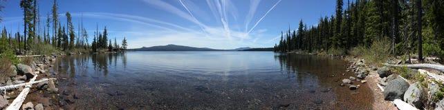 Waldo湖 免版税库存图片