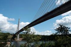 Waldo-Brücke Stockbilder