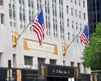 Waldorf Astoria Royalty Free Stock Photo