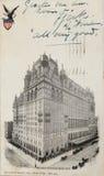Waldorf Astoria hotell Arkivfoton