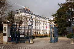 Waldorf Astoria Trianon Palace Hotel - Versailles Stock Photography