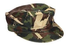 Waldpolizei bedeckt mit einer Kappe Stockfotos