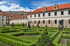 Waldstein Garden Stock Image