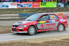 Waldviertel Rallye 2009 Stock Image