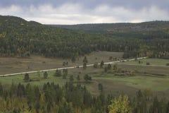 Waldweg an KOHMak Lizenzfreie Stockfotos