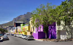 Wale Street, Bo Kaap Stock Photos