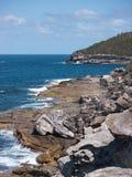 Waleczna wyspa Fotografia Royalty Free