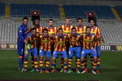 Walencja FC fotografia stock