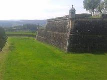 Walencja forteca Zdjęcia Royalty Free