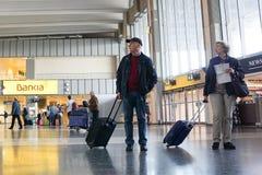 Walencja lotnisko Fotografia Stock