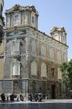 Walencja, marqués De Dos Aguas pałac Zdjęcia Royalty Free