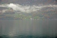 Walensee Arkivbild