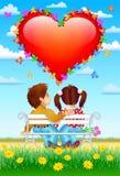 Walentynka Obraz Stock