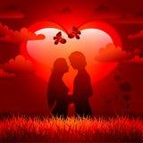 Walentynka Zdjęcie Stock