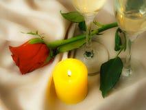 Walentynka dnia świętowanie zdjęcie stock