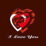 Walentynka dnia świętowanie Feb 14 Zdjęcia Royalty Free