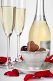 Walentynka dnia dekoracja fotografia stock