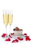 Walentynka dnia dekoracja zdjęcia royalty free