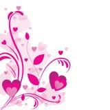 Walentynka dnia ilustraci karta Obraz Stock