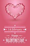 Walentynka dnia ilustracja Zdjęcie Royalty Free