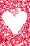 Walentynka dnia karciany projekt Zdjęcia Royalty Free