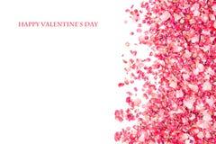 Walentynka dnia karciany projekt Fotografia Stock