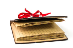 Walentynka dnia notatka Zdjęcie Royalty Free