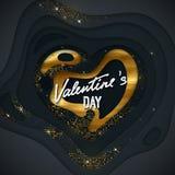 Walentynka dnia pokrywy projekt ilustracji