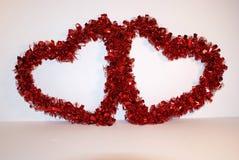 Walentynka dnia serce zdjęcie royalty free