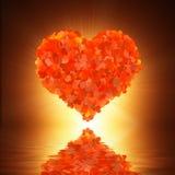 Walentynka dnia tło royalty ilustracja