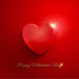 Walentynka dnia tło Obrazy Stock