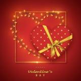Walentynka dnia wakacje tło Zdjęcie Royalty Free