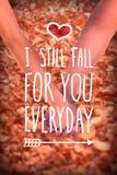 Walentynka dnia wektor Obraz Royalty Free