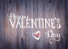 Walentynka dnia wektor Obrazy Royalty Free